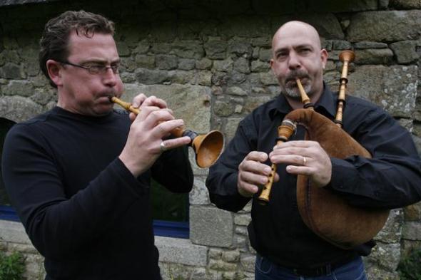 Yann Kermabon y Stephane Kermabon